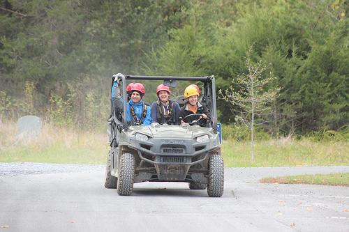 Rappel Ranger Virginia Canopy Tours