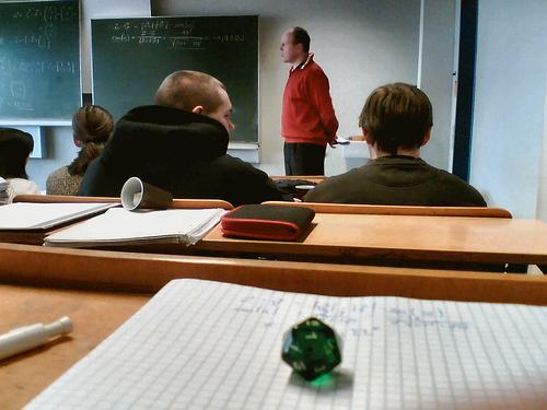 Saarbrcken, HTW, Mathematics Workshop