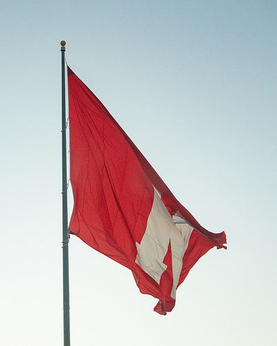 Nebraska Cornhuskers (Huskers) Flag, Lincoln